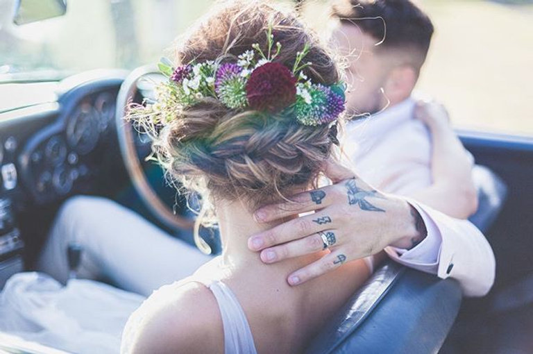 I love this HAIR 🥰🥰 #weddinghair #wedd