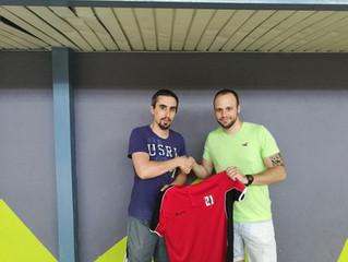 Nuevo staff técnico para nuestro equipo Senior D21 de Fútbol Sala
