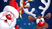 Papa Noel viene a D21