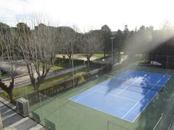 Pista de tenis Madrid