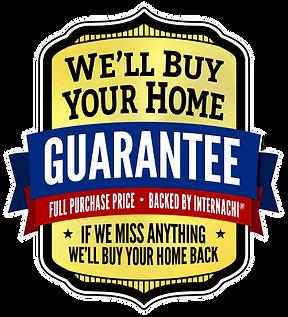 InterNACHI Buy Your Home Back Guarantee