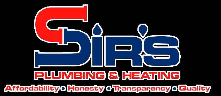 Sir's Plumbing and Heating Logo