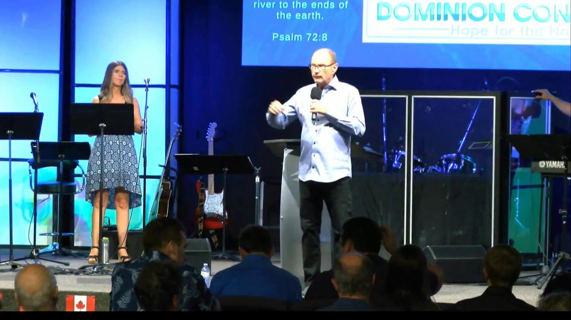 Dominion Conference 2018 Session Two   Saturday June 30th 2018   10 AM Service
