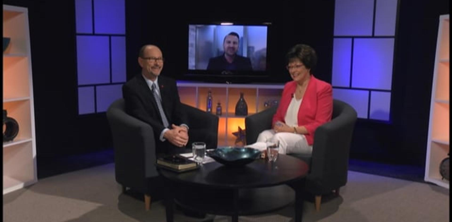 LIFELINE TODAY | Season 3, Episode 94 | Joël Spinks, Len Zoeteman