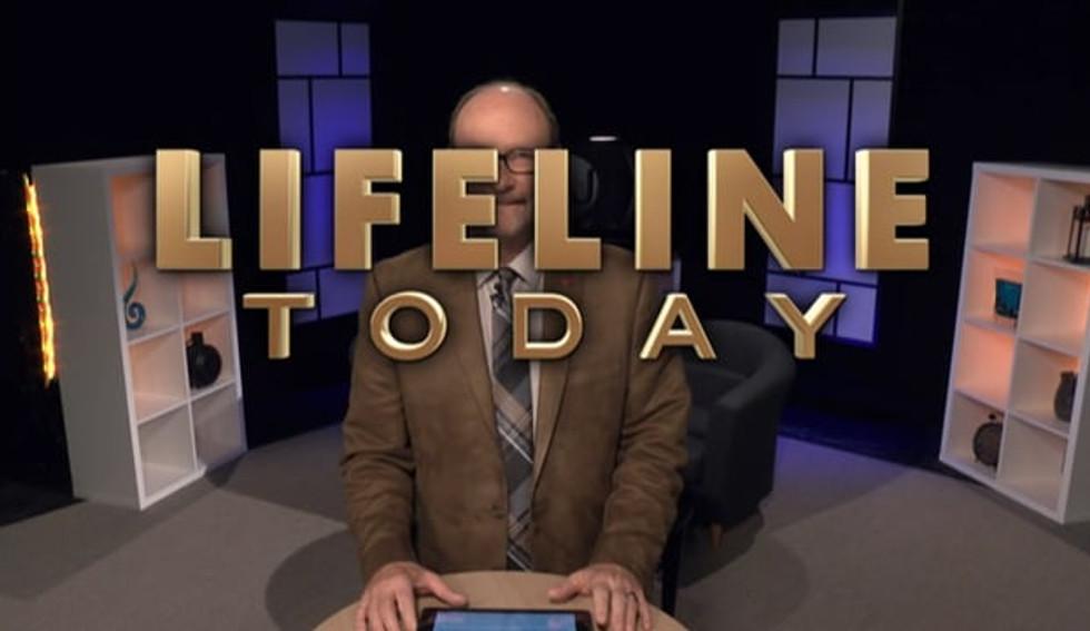 LIFELINE TODAY | Season 3, Episode 79 | Dick Deweert