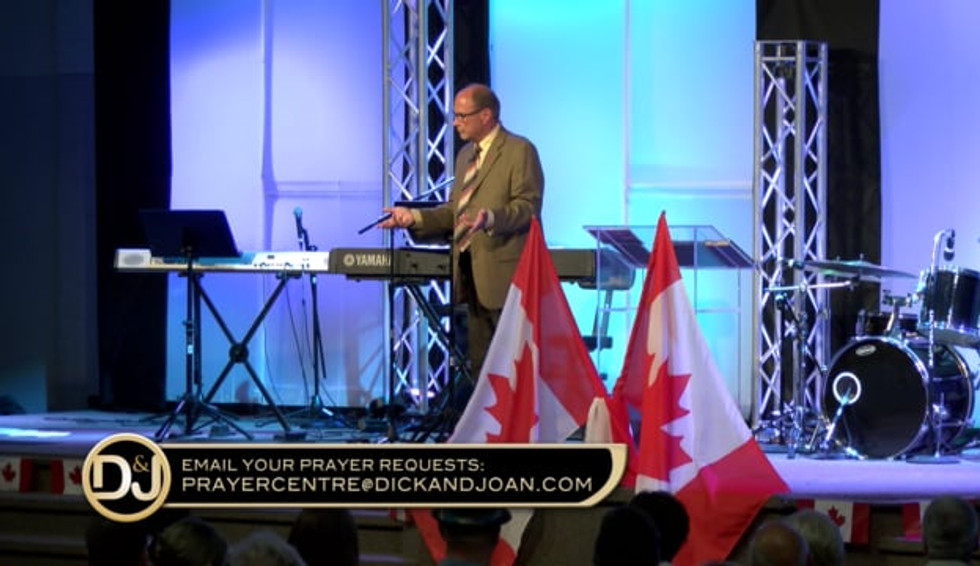 LIFELINE TODAY | Season 2, Episode 21 | Dick Deweert from Dominion Conference