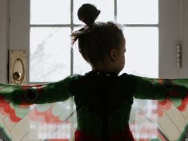 Why children love to pretend: Pt. 1
