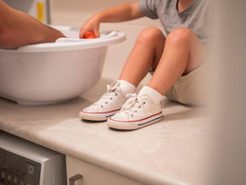 3 tips on soothing your child during quarantine
