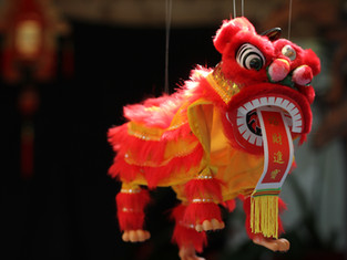 What does the Lunar New Year mean to children?
