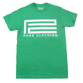 PURE CLOTHING LOGO TEE