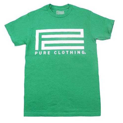 PURE CLOTHING LOGO TEE