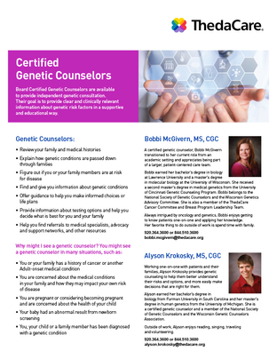 CC-ThedaCare-Genetic-Counselor-Handout-R