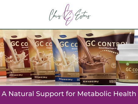 A Natural Support for Metabolic Health