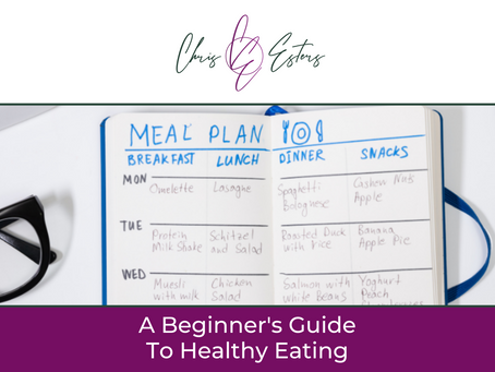 A Beginner's Guide to Healthy Eating