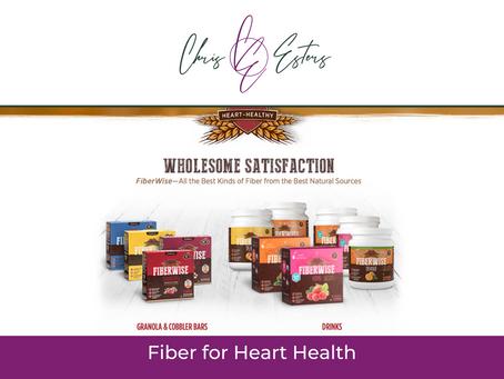 Fiber for Heart Health