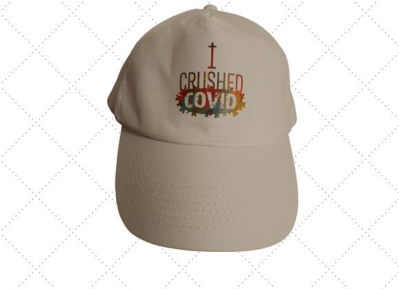I Crushed Covid Hat (Pre-Order)