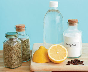 Summer cleaning with Essential oils