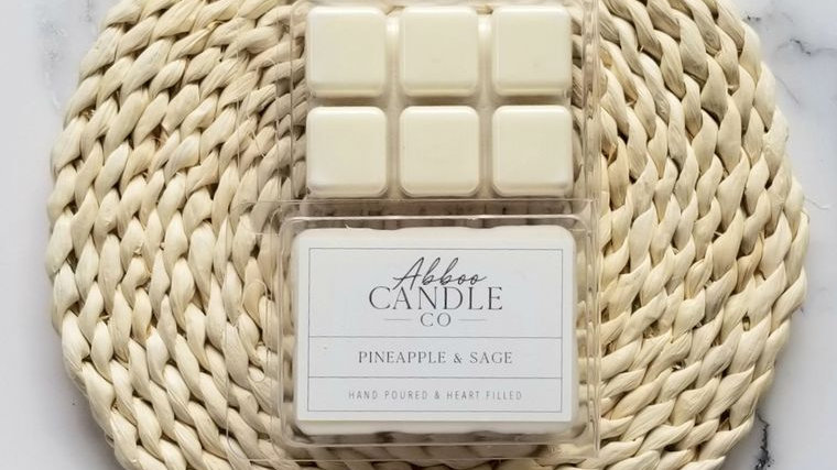 Pineapple & Sage Wax Melt Pack