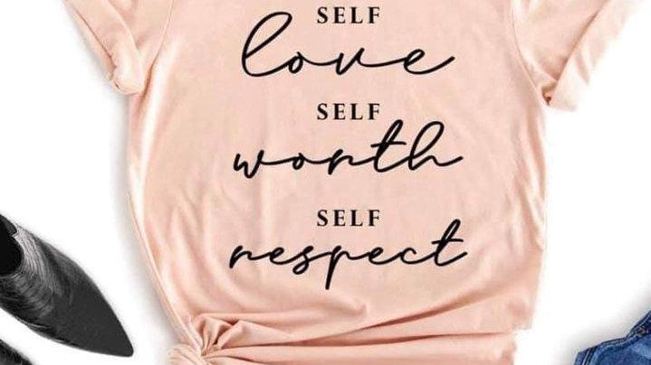 Self Love Tee
