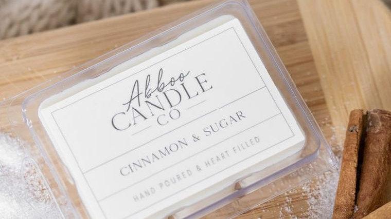 Cinnamon & Sugar Wax Melt Pack