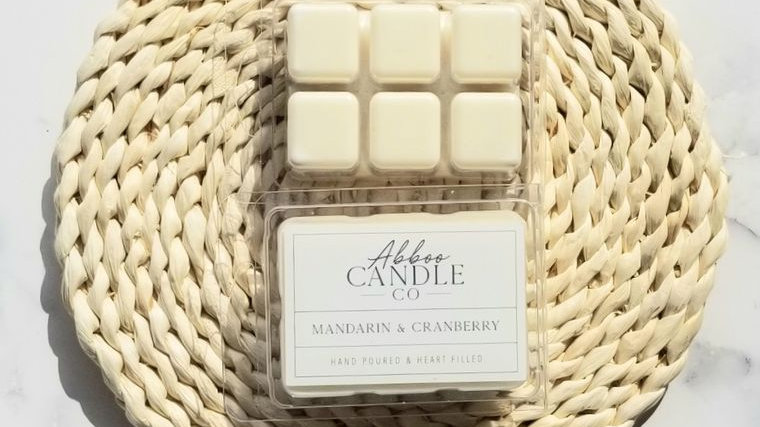 Mandarin & CranberryWax Melt Pack