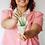 Thumbnail: Cone Wall Planter -Pistachio