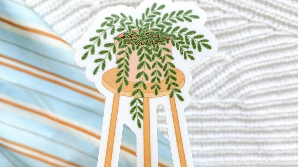 Planter Sticker
