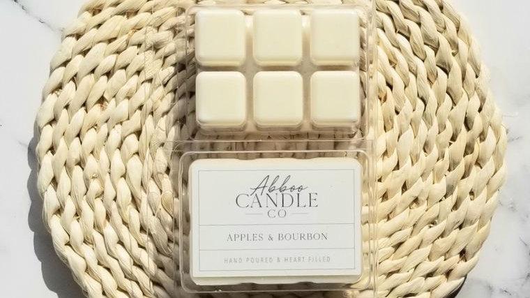 Apples & Bourbon Wax Melt Pack