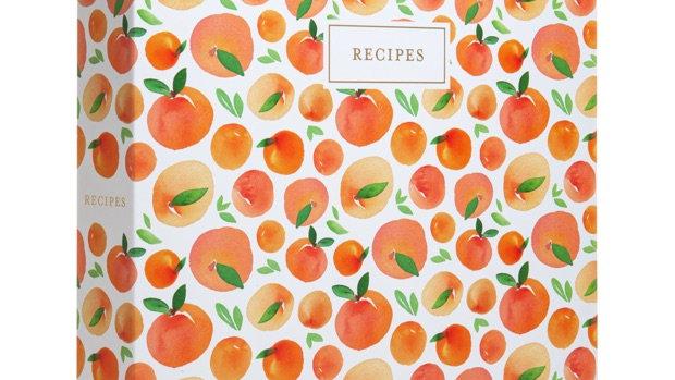 Peach Dream Recipe Binder Kit