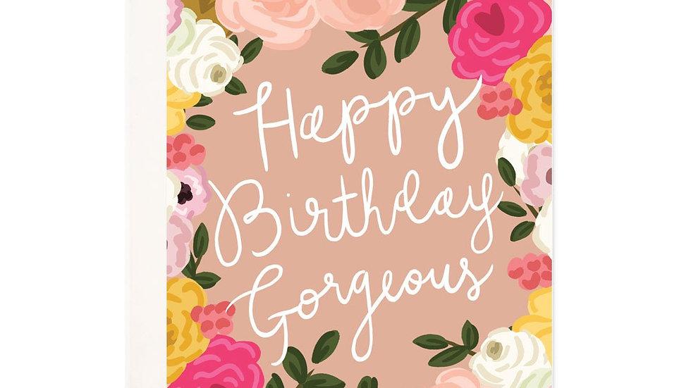 Gorgeous Greeting Card