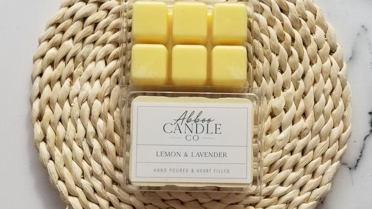 Lemon & LavenderWax Melt Pack