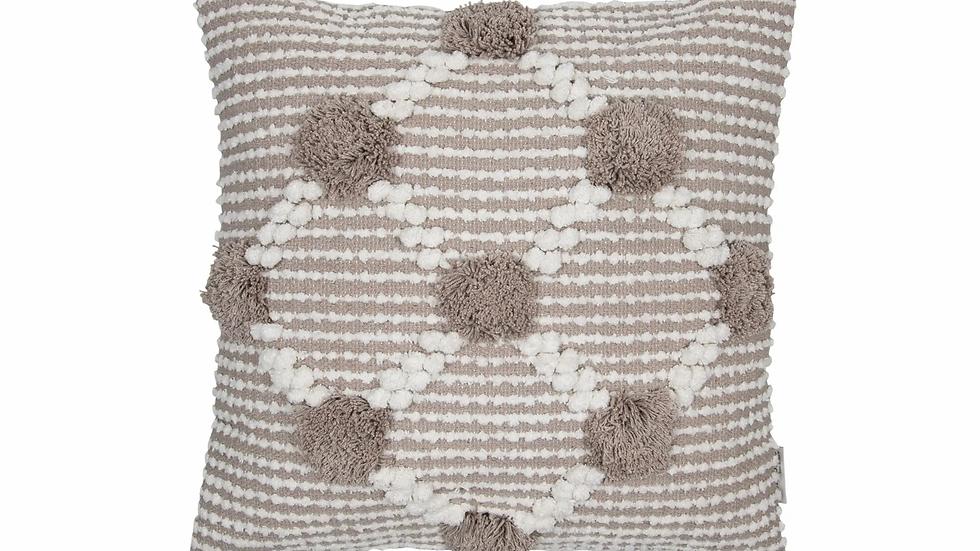 20X20 Hand Woven Des Pillow
