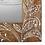 Thumbnail: 4'' x 6'' Floral Henna Photo Frame