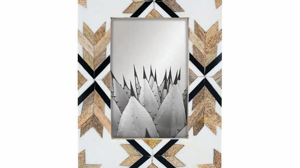 4'' x 6'' Native Photo Frame