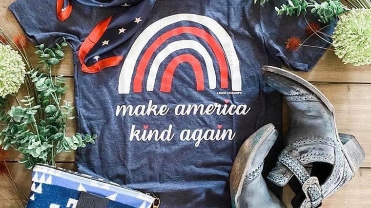 MAKE AMERICA KIND Graphic Tees