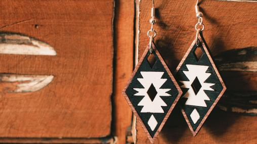 Southwest Boho Earrings