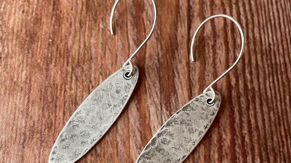 Fog Drop Earrings