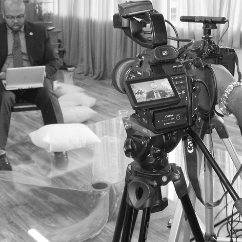 Taping Executive Message