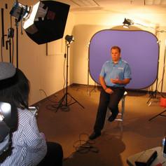 Executive Interview Shoot