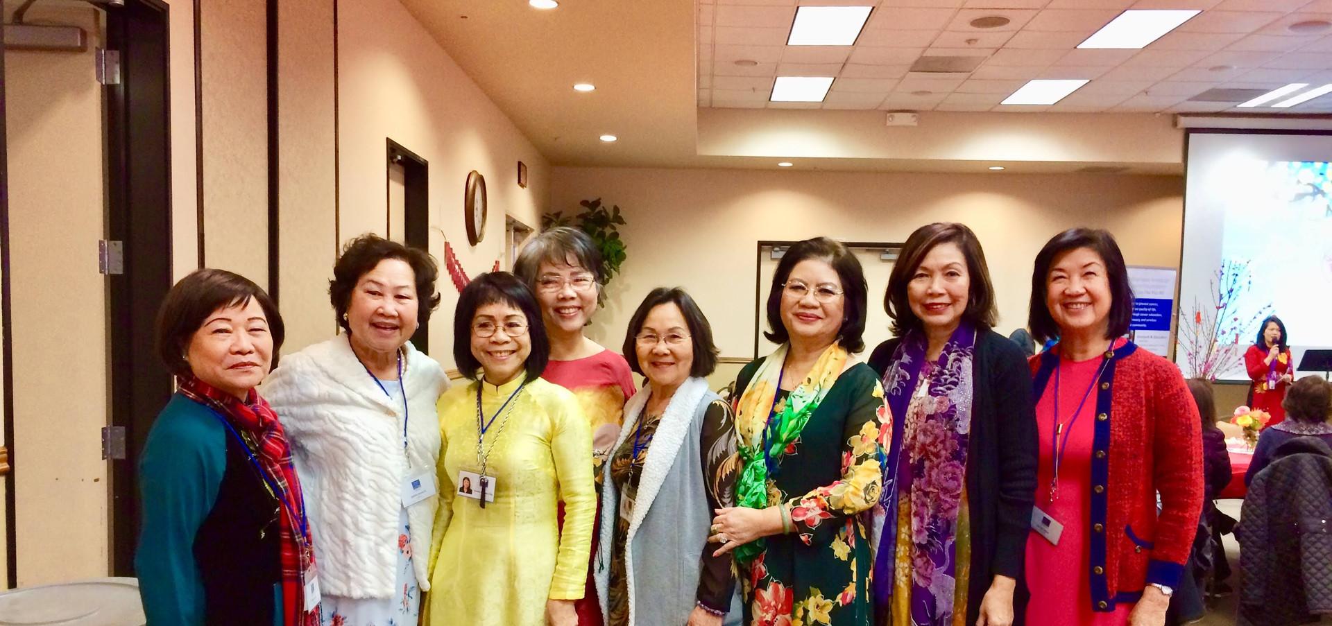 Volunteers of VACF
