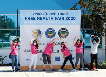 Hội Y Sĩ Việt Nam Miền Nam California mở hội chợ y tế giúp cộng đồng