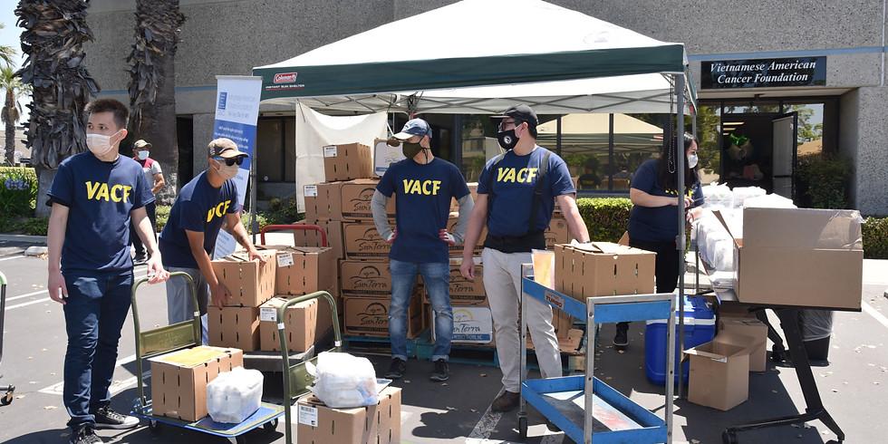 Food Distribution (June 27)