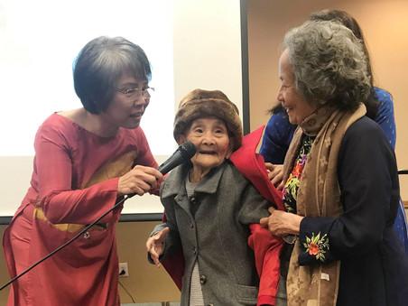Hội Ung Thư Việt Mỹ được trao giải 'Tổ chức vô vụ lợi xuất sắc California'