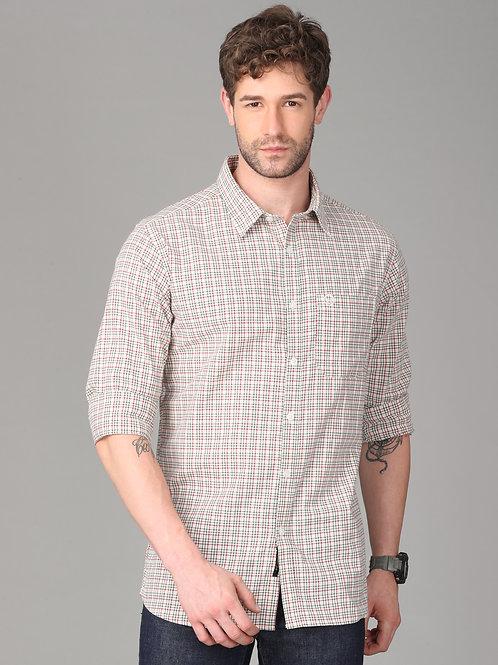 Hades Tattersall Plaid Shirt