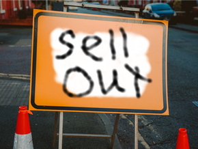 """Is It """"Selling Out"""" When A Christian Writer """"Goes Secular""""?"""