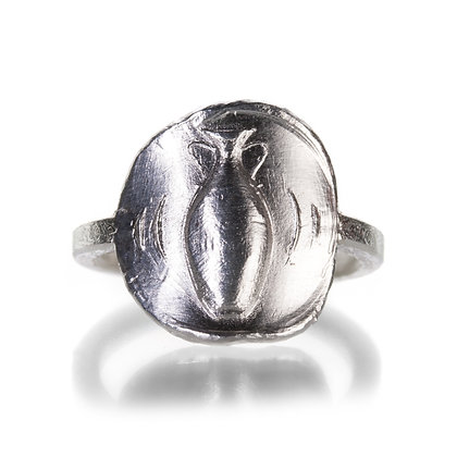 Plain Amphora Ring
