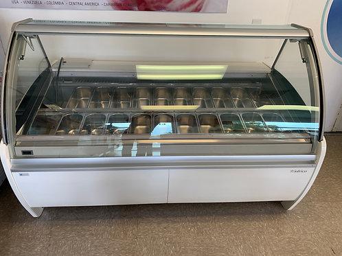 Infrico Gelato Display Case 20 Flavors (Used)