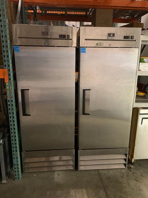 Combo Freezer and Refrigerator Kelvinator for Gelato and Ice Cream (Used)