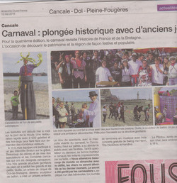 Carnaval Cancale
