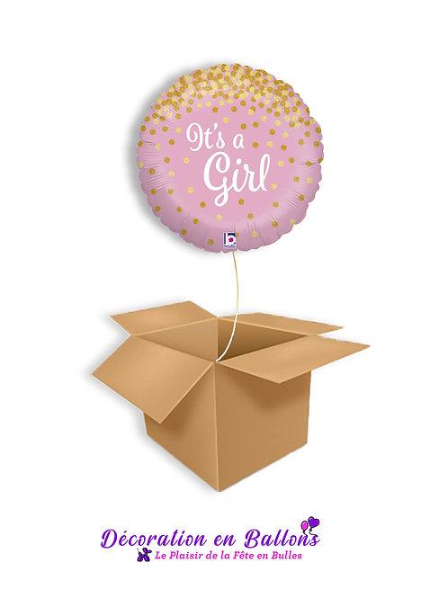It's a Girl ! Confetti